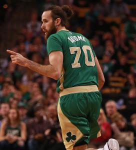 Luigi Datome, lui e i Celtics sono pronti per i Playoff