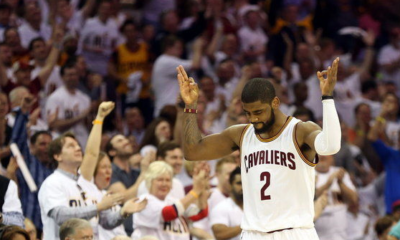 Kyrie Irving, 26 punti, 5 rimbalzi e 6 assist in Gara 2 dei Playoff Nba