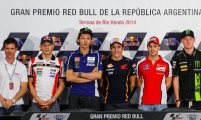 MotoGP, Argentina: Dovizioso accende il duello con Rossi