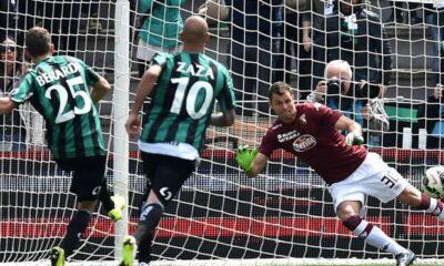 Sassuolo-Torino 1-1