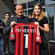 Berlusconi futuro Milan.