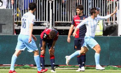 Cagliari-Lazio finisce 1-3