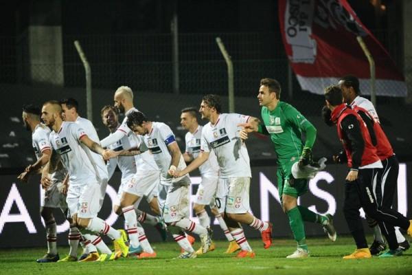 Il Carpi è in Serie A