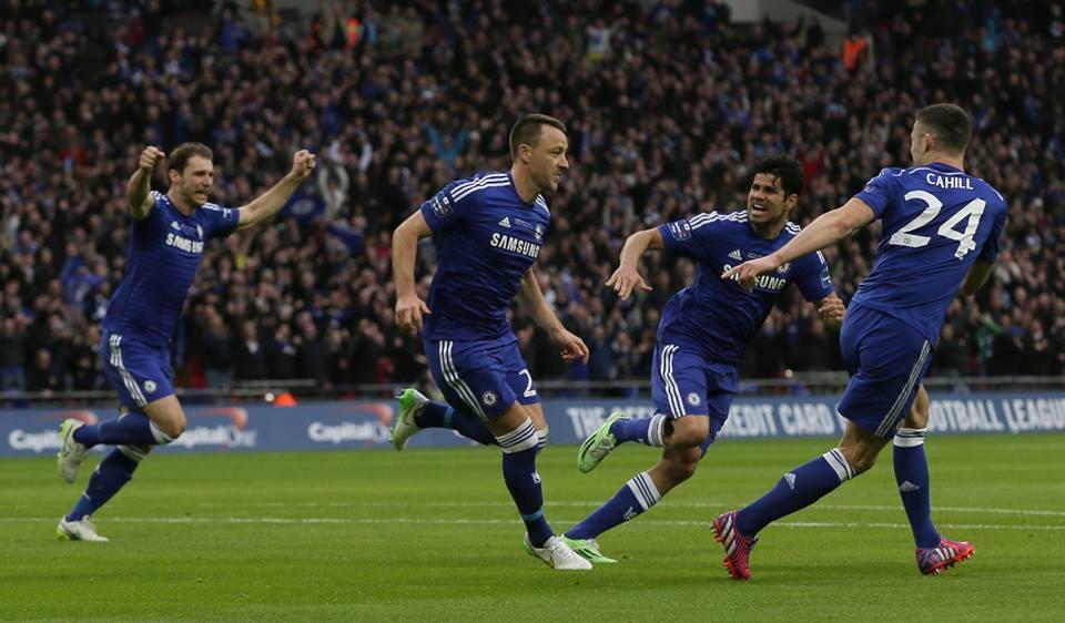 Il Chelsea è a un passo dalla vittoria della Premier League