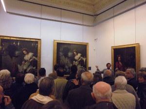 cuoche di Strozzi - inaugurazione a Palazzo Bianco