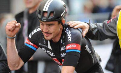 John Degenkolb vince la Parigi-Roubaix