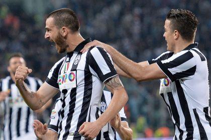 Juventus-Lazio 2-0