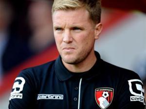 Eddie Howe, il tecnico della neopromossa Bournemouth