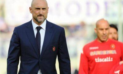 Gianluca Festa, tecnico del Cagliari