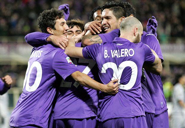 Fiorentina 37.ma giornata Serie A.