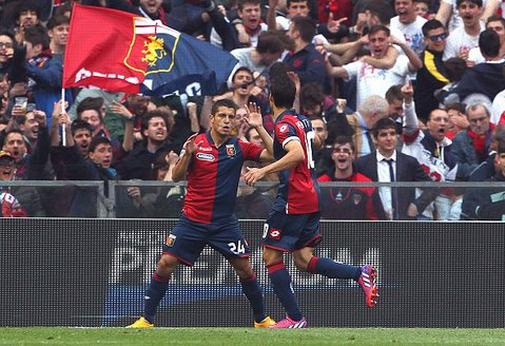 Falque-Pavoletti per il Parma: il Genoa ora sogna