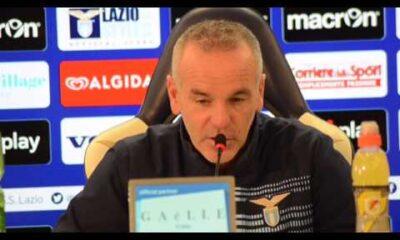 Pioli Lazio-Inter.