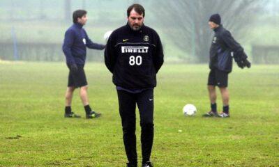 Tardelli ai tempi dell'Inter.