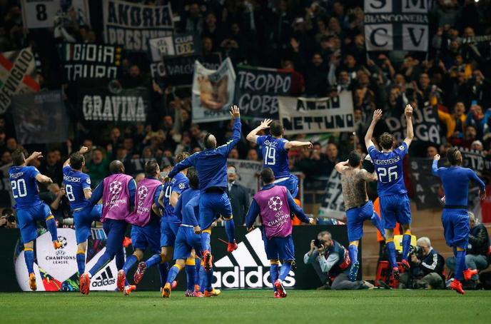 Juve nel G4, i francesi piangono ancora
