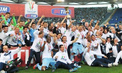 Lazio Coppa Italia.