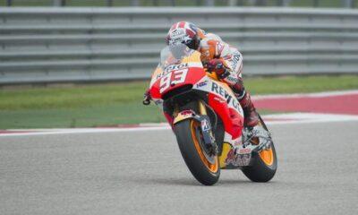 MotoGP, Austin: pole Marquez, Rossi 4°