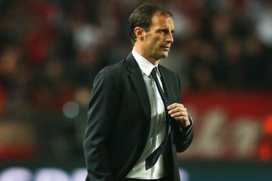 Allegri Juventus-Monaco.