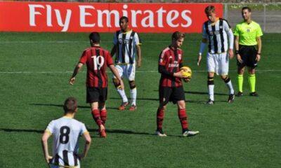 Primavera, Milan-Udinese 1-0