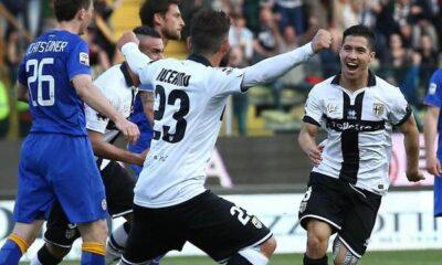 La Juve pensa alla Champions, Parma fiabesco: 1-0 al Tardini