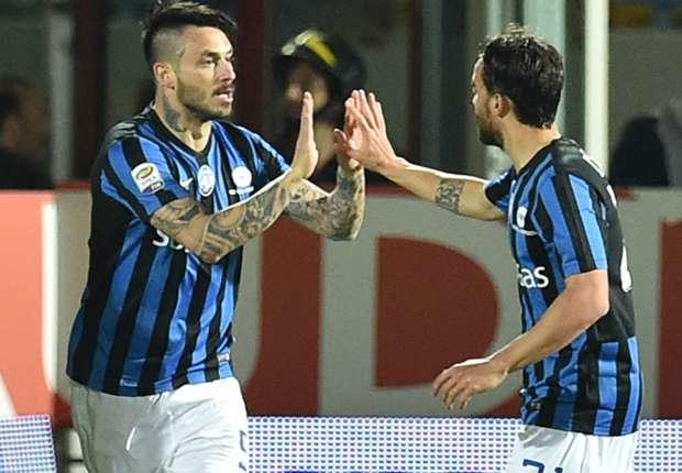 Cesena-Atalanta 2-2, Pinilla decisivo
