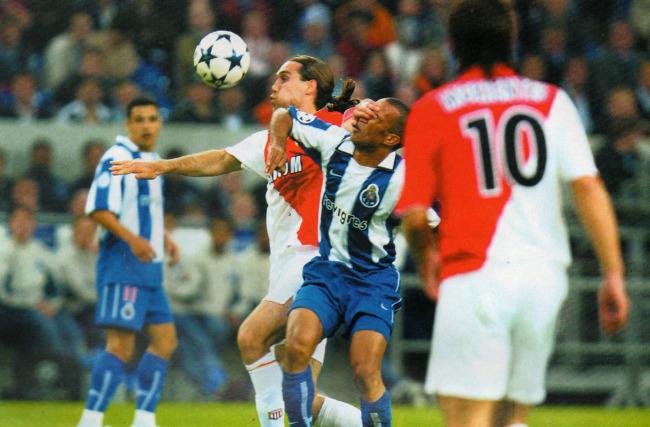 Porto-Monaco, finale di Champions League 2004
