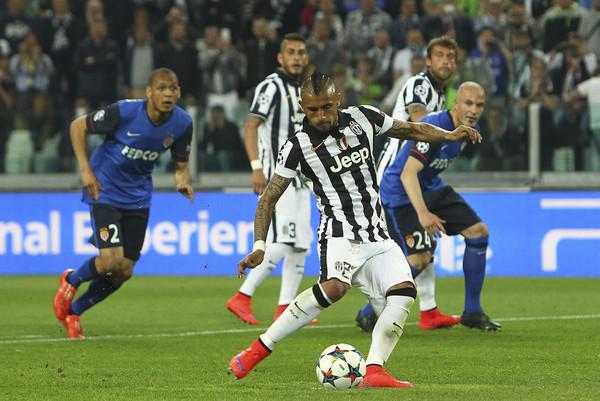Juventus-Monaco: il rigore della discordia