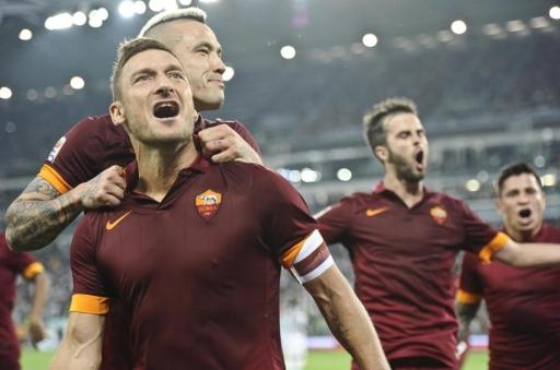 La Roma è una delle squadre impegnate nel pomeriggio di Serie A