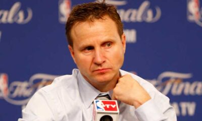 Scott Brooks, ex allenatore di Okc in Nba.