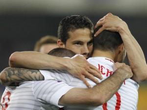 L'Inter torna finalmente alla vittoria.