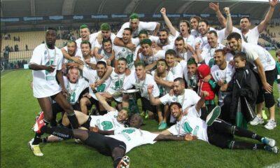 La storica promozione del Sassuolo in Serie A