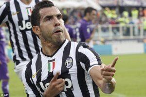 Carlos Tevez, potrebbe ritornare alla Juventus nelle prossime sessioni di mercato