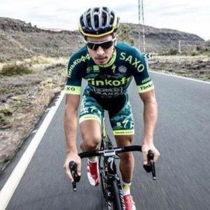 Soltanto un quarto posto per Peter Sagan in questa edizione del Giro delle Fiandre.