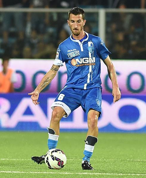 Calciomercato: Mirko Valdifiori, mediano dell'Empoli, obiettivo del Napoli