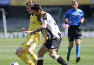 Chievo-Udinese termina sull'1-1.