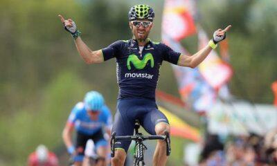 Alejandro Valverde, vincitore della Freccia Vallone 2015