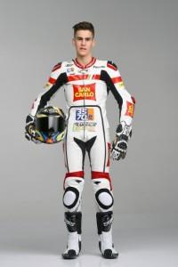 Stefano Manzi del San Carlo Team Italia (Moto 3).