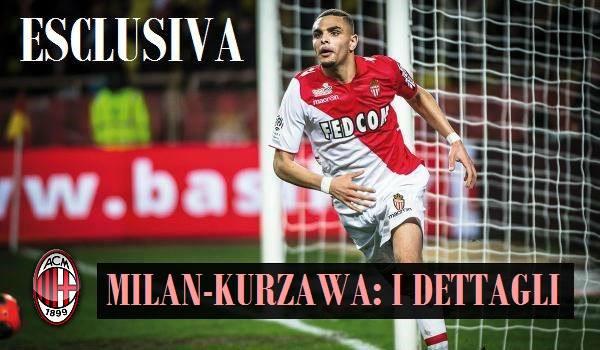 Il Milan sulle tracce di Kurzawa, terzino sinistro del Monaco