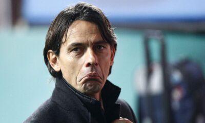 Filippo Inzaghi, allenatore (ancora per poco) del Milan