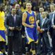 Curry trascina i suoi Warriors alle Finali di Conference di questi Playoff Nba