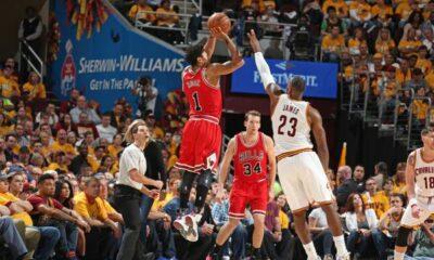 Rose batte LeBron, ai Bulls gara 1 dei Playoff Nba.