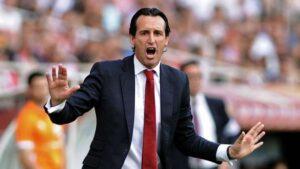 Emery, tecnico del Siviglia che piace al Milan