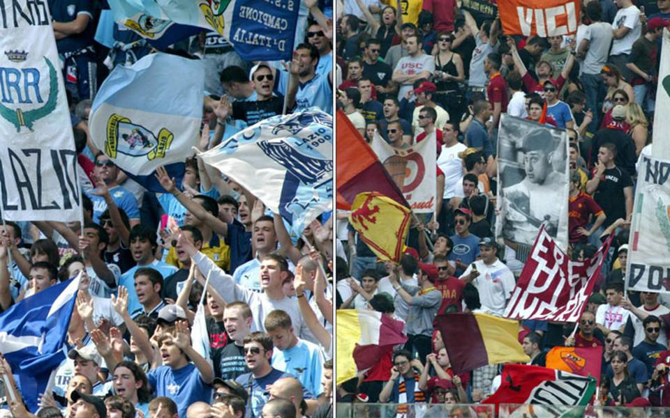 Derby Lazio-Roma