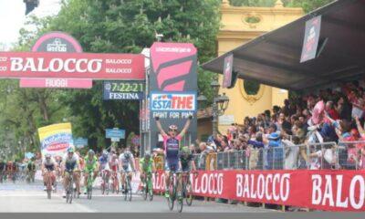 Giro d'Italia settima tappa Ulissi.