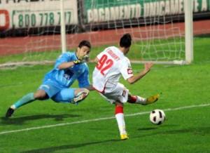 Stephan El Shaarawy con la maglia del Padova