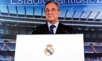 Florentino Perez esonera Carlo Ancelotti