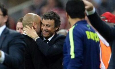 Guardiola Luis Enrique