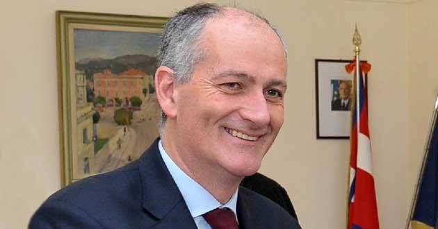 Il prefetto di Roma Franco Gabrielli