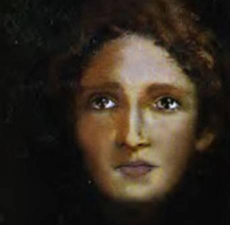 Il volto di Gesù da ragazzo