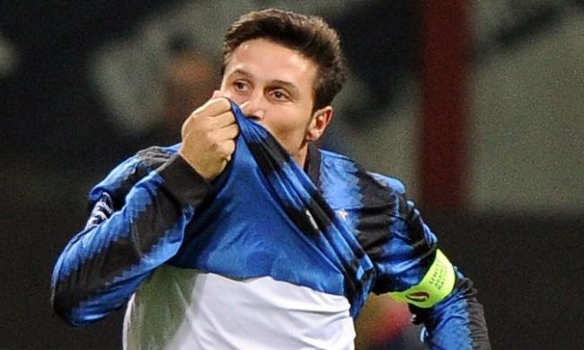 Javier Zanetti, bandiera dell'Inter e dello Sport