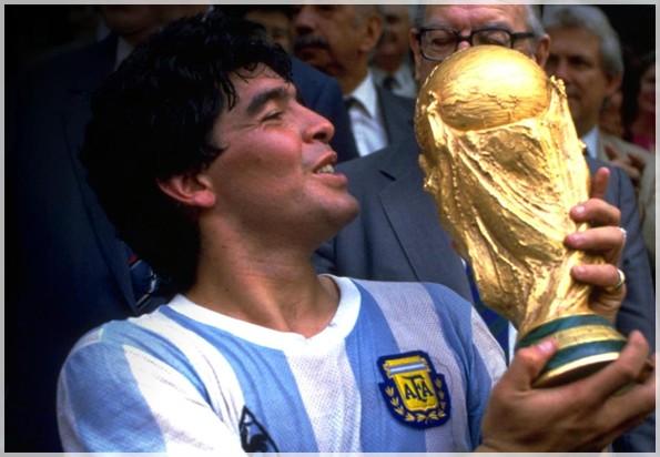 Maradona Messico 1986